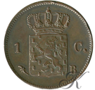 Picture of 1 cent 1828 Brussel