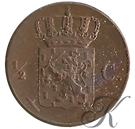 Picture of ½ cent 1843