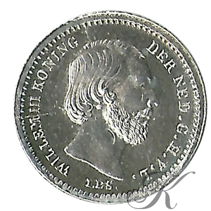 Picture of 5 cent 1853