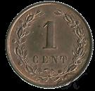Picture of 1 cent 1901 KoninGrijk