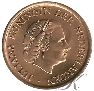 Picture of 1 cent 1955
