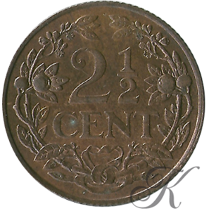 Picture of 2½ cent 1914
