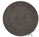 Picture of 2½ cent 1890