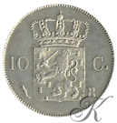 Picture of 10 cent 1825 Brussel
