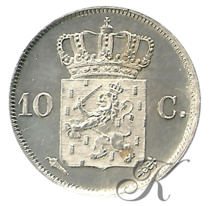 Picture of 10 cent 1827 Utrecht