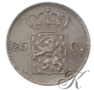 Picture of 25 cent 1822 Utrecht