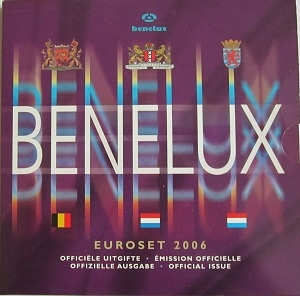 Picture of Benelux-set 2006