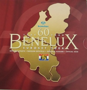 Picture of Benelux-set 2004