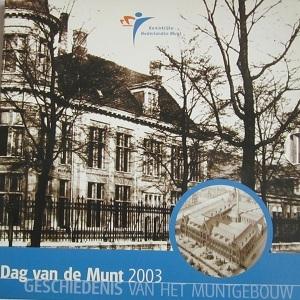 Picture of Dag van de Munt-set 2003