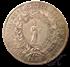 Picture of 40 Batzen 1847 Zwitserland Glarus
