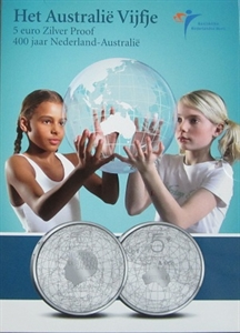 Picture of 5 euro zilver proof 2006 Australië