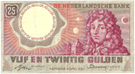 Picture of 25 gulden 1955: nr. 83