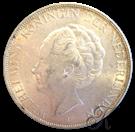 Picture of Zilveren rijksdaalders Wilhelmina (prijs per 40 st.)