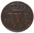 Picture of ½ cent 1826 Utrecht