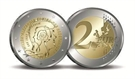 """Picture of 2 Euro Nederland 2013 """"200 Jaar Koninkrijk"""" UNC"""