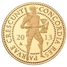 Picture of Dubbele Gouden Dukaat 2013 Proof