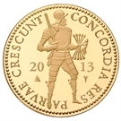 Picture of Gouden Dukaat 2013 Proof