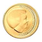 Picture of Gouden 10 Euro 2002 Huwelijk Willem-Alexander & Maxima