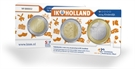 Picture of Holland Coin Card 2014 - coincard kinderdijk