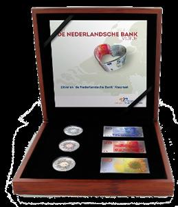 """Picture of Kleurset """"de Nederlandsche bank"""" 5 Euro 2014"""