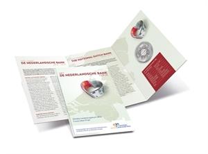 Picture of 5 euro zilver proof 2014 De Nederlandsche Bank