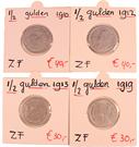 Picture of Complete serie 1/2 guldens Hermelijnen Mantel