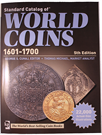 Picture of Krause's World Coins 1601-1700 (5e editie)