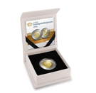 "Picture of 2 Euro Nederland 2014 ""Koningsdubbelportret"" Proof"