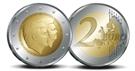 "Picture of 2 Euro Nederland 2014 ""Koningsdubbelportret"" UNC"