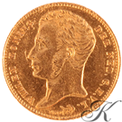 Picture of Gouden Tientje 1824 Brussel