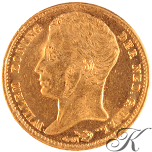 Picture of Gouden Tientje 1833