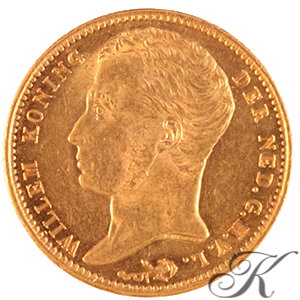 Picture of Gouden Tientje 1839