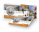 """Picture of Coincard 5 Euro 2011 """"100 jaar muntgebouw"""" met boekje"""