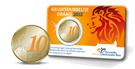 Picture of Oranje  geluksdubbeltje 2012 in CoinCard