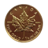 Picture of Gouden 1/4 Maple Leaf Canada
