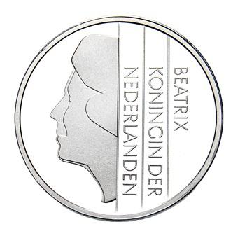 Munthandel kevelam b v 100 x set met zilveren gulden en for Gulden interieur b v