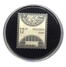 Picture of 100 x zilveren postzegel 2001