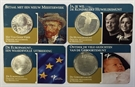 Picture of De eerste 4 coincards