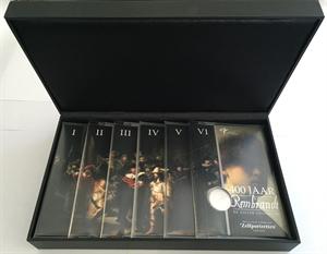 """Picture of 6-delige set """"Rembrandt in het zilver"""" 2006"""
