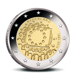 Picture of 2 euro 30 jaar Europese vlag 2015 (100 stuks)