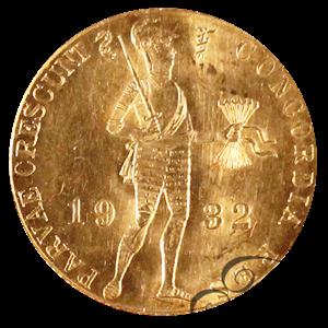 Picture of Gouden Dukaat 1932
