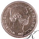 Picture of 25 cent 1890 met punt