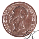 Picture of 5 cent 1848