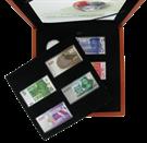 """Picture of Kleurset """"de Nederlandsche bank"""" 5 Euro 2014  + aanvulling zilveren bankbiljetten"""