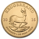 Picture of Gouden Krugerrand Zuid-Afrika 2016
