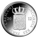 Picture of Zilveren dukaten 1989 - heden (Prijs per 40 st.)