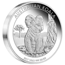 "Picture of Zilveren 1 kilo-munt ""Koala"" 2017"