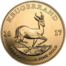 Picture of Gouden Krugerrand Zuid-Afrika 2017