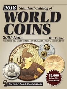 Picture of Krause's World Coins 2001-Nu (2018, 12e editie)