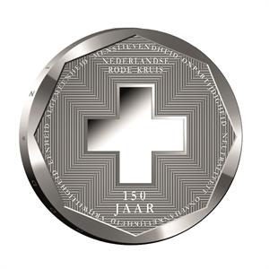 Picture of Rode Kruis 5 Gulden munt